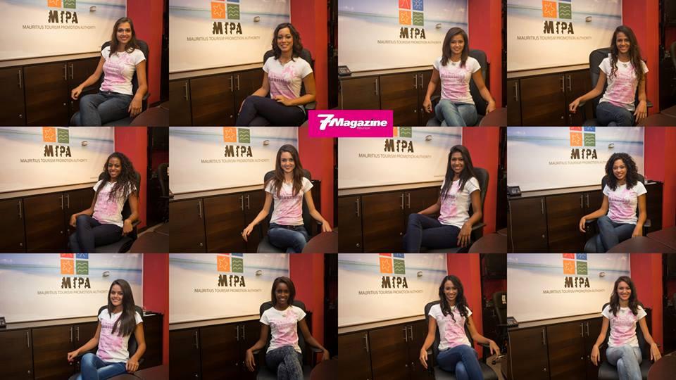 Miss Réunion 2014 : conférence de presse du 7 mai à Maurice