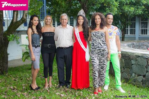 Casting Miss Saint-André