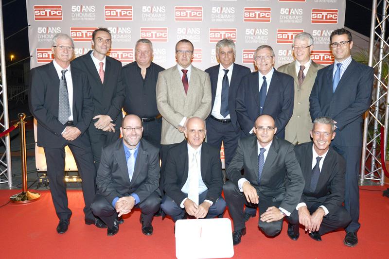 50 ans de la SBTPC