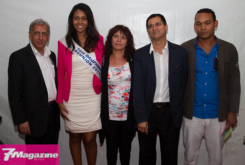 Marion Mondon élue Miss Plaine des Palmistes 2014