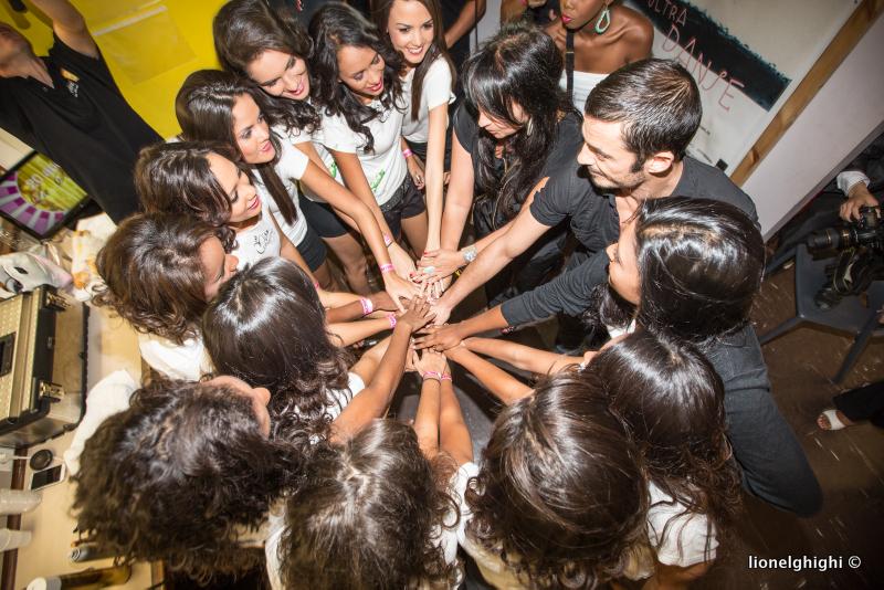 Exclusif, Backstage Miss Réunion 2014