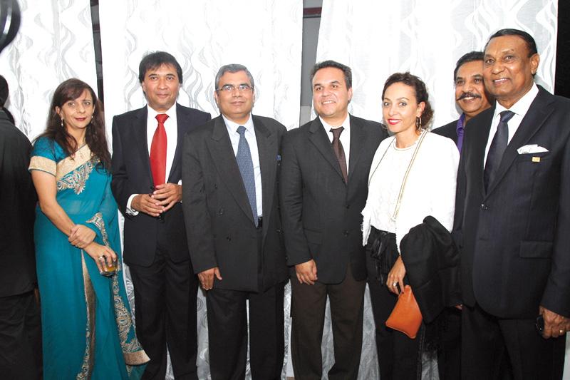Réception Indienne