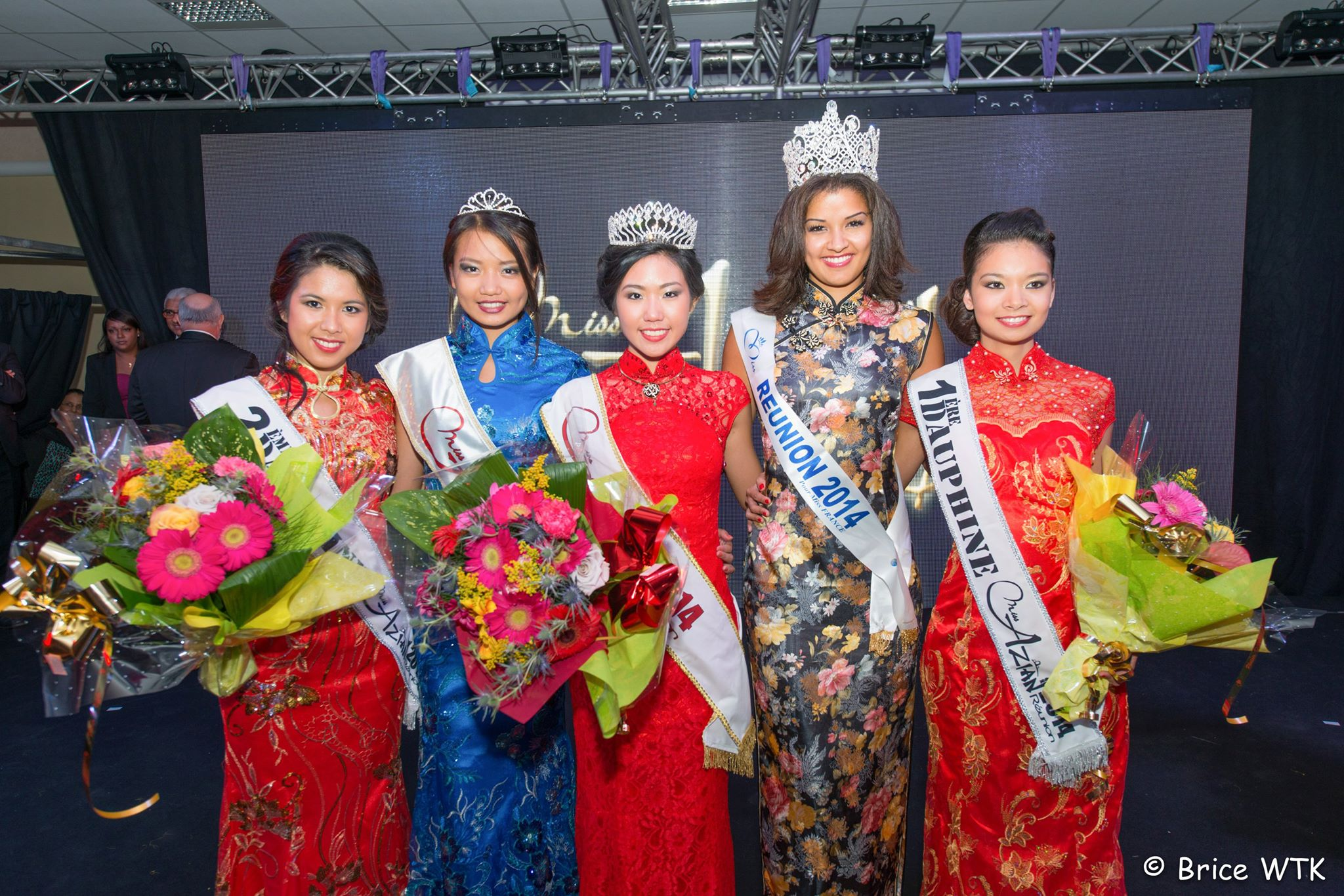 Yockläne Chane-Cho-Hoï élue Miss Azian