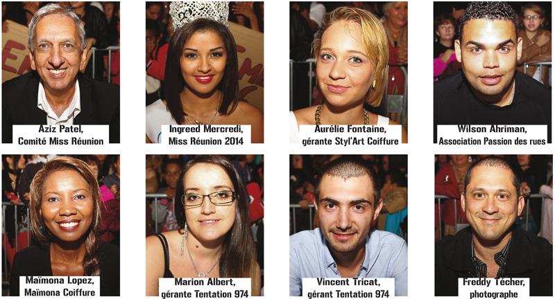 Miss Vacoa 2014: Maurane Cadet couronnée