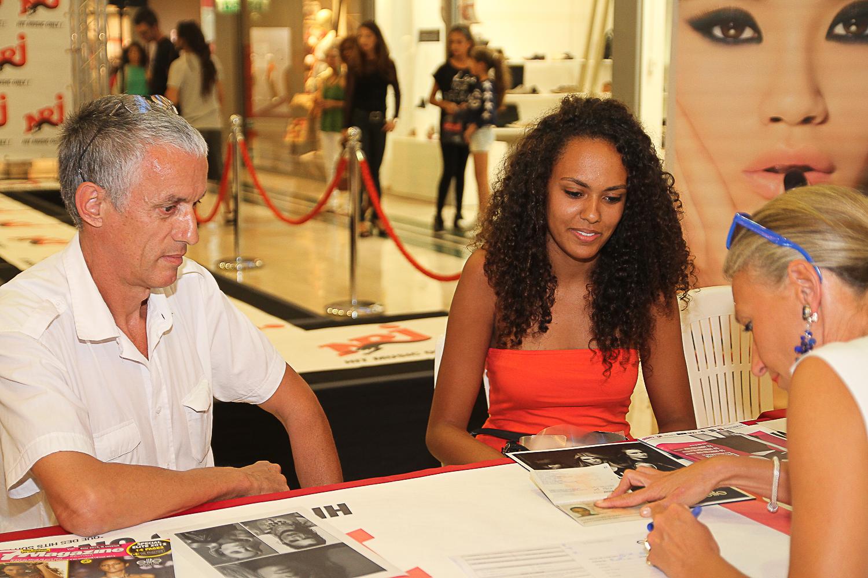 Elite Model Look Réunion, le casting de Sainte Suzanne