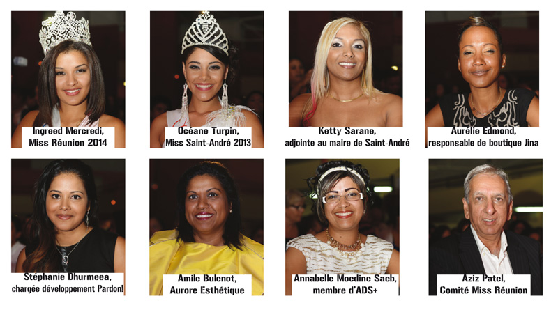 Miss Saint-André 2014: Brenda Sautron élue
