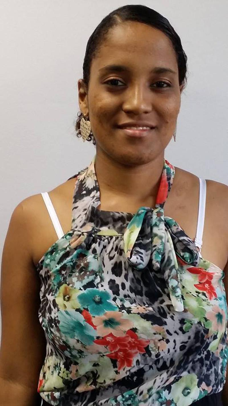 Mikaella Damour - Saint-Pierre - 22 ans