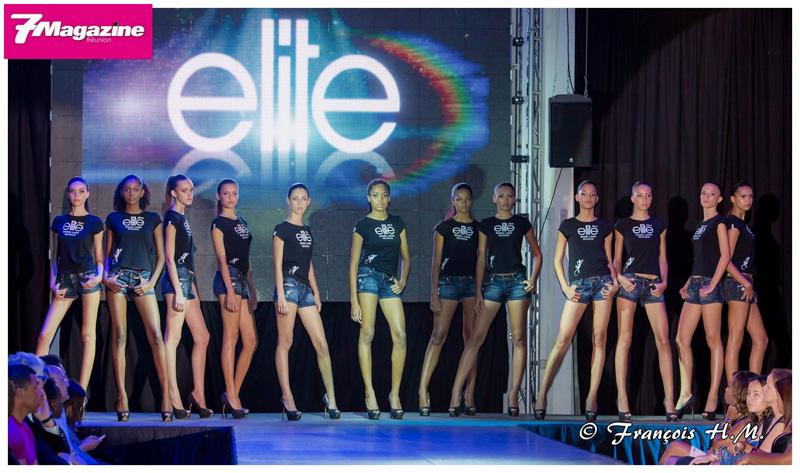 Elite Model Look Réunion 2014: le show