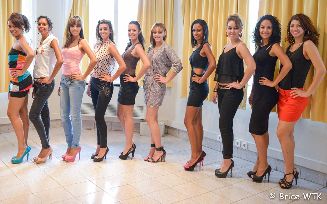 Répétitions Miss Réunion Nord <br>En exclusivité les photos