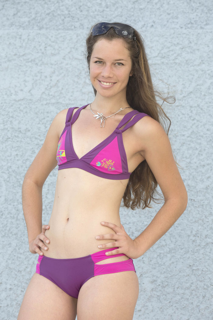 9 - Eugénie Grondin, 18 ans, 1,78 m, Saint-Paul