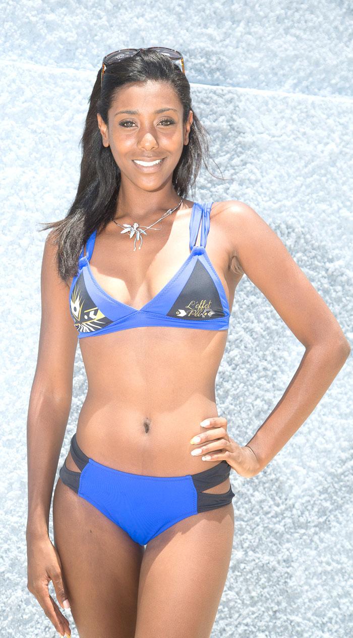 10 - Julie Fernante, 20 ans, 1,78 m, Saint-Paul