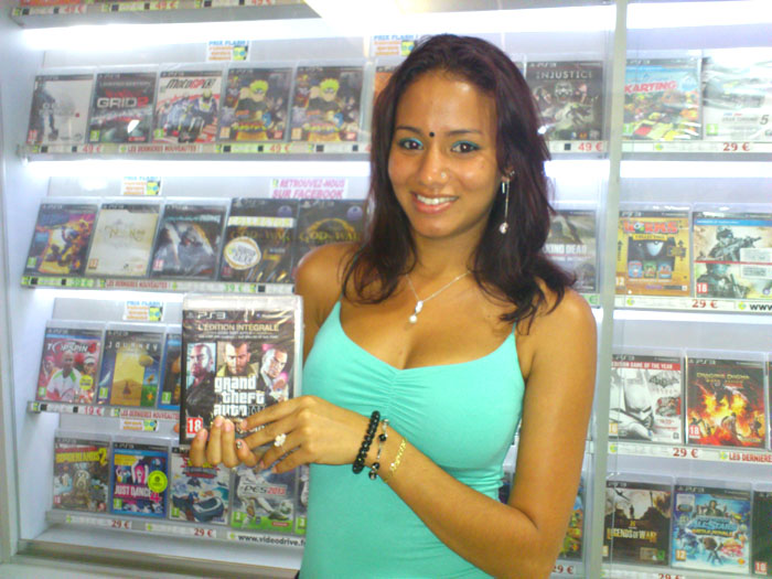 Stelly Ogire a gagné GRAN THEFT AUTO 4 sur Playstation 3