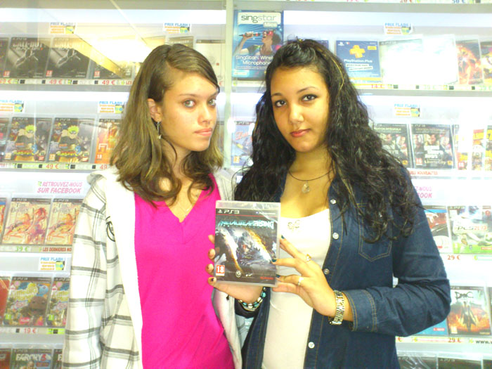 Leina Laravine a gagné METAL GEAR RISING: REVENGEANCE sur Playstation 3
