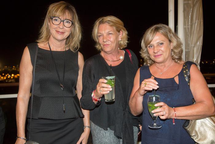 Mesdames Drevon, Vivier, Albouy