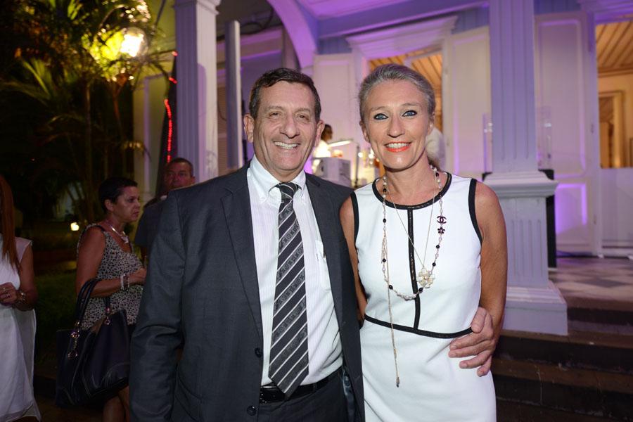 Marc Paoli du cabinet de Nassimah Dindar et Catherine Ronin de 7magazine.re