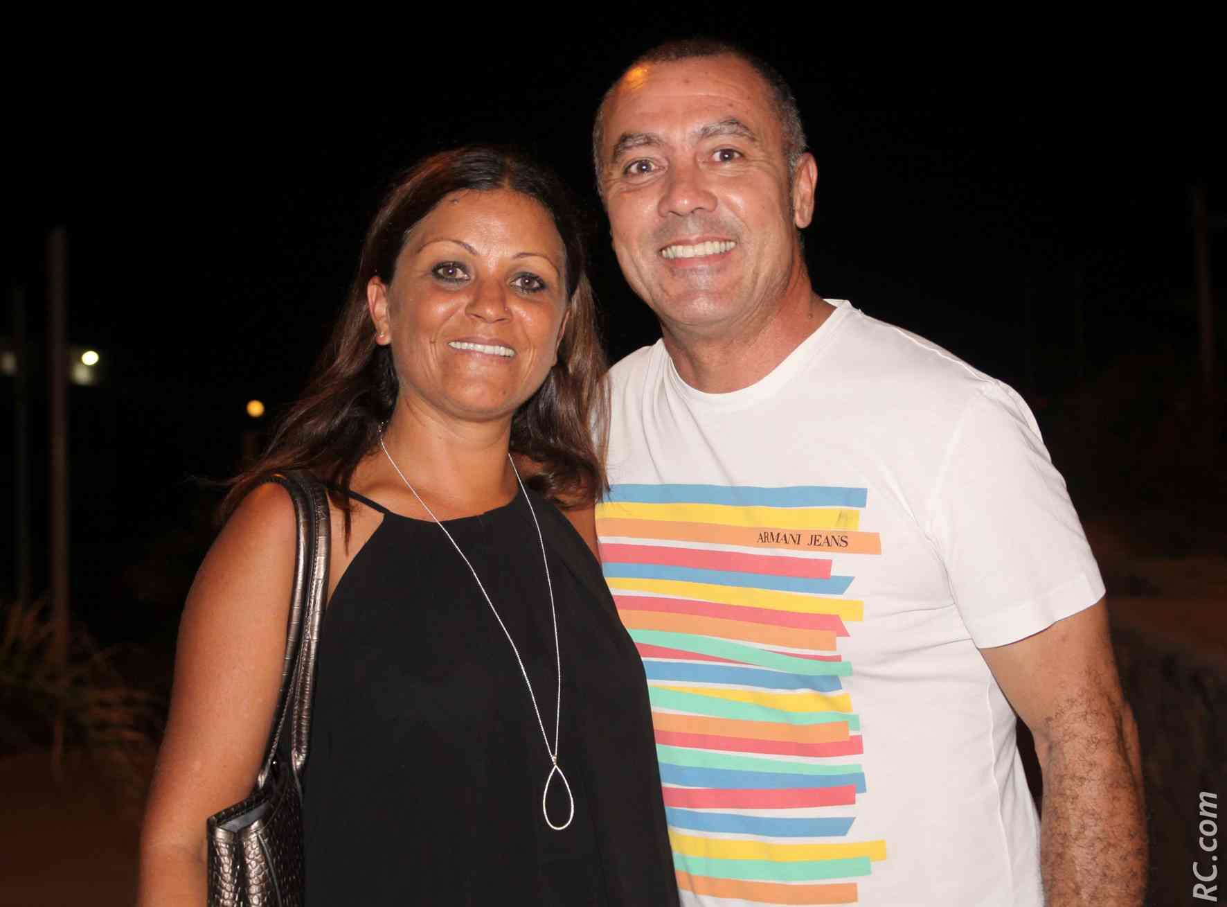 Patricia Morin de Comptoir Corail et Dominique Barret