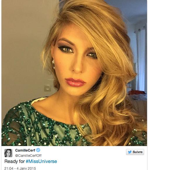 La métamorphose de Miss France pour Miss Univers