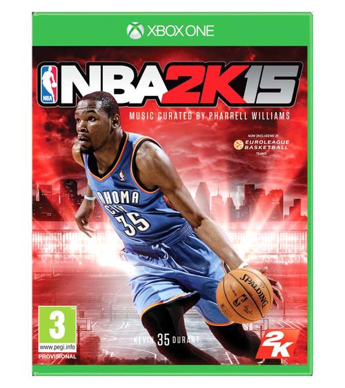 NBA 2K15 <br>et Driveclub