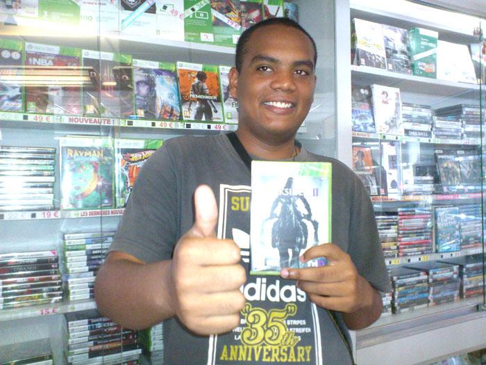 Mickael Johan Arzac a gagné DARKSIDERS II sur Xbox 360