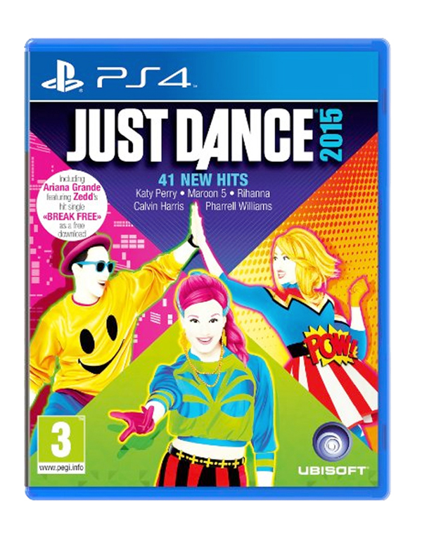 Just Dance 2015 <br>Et Singstar Ultimate Party