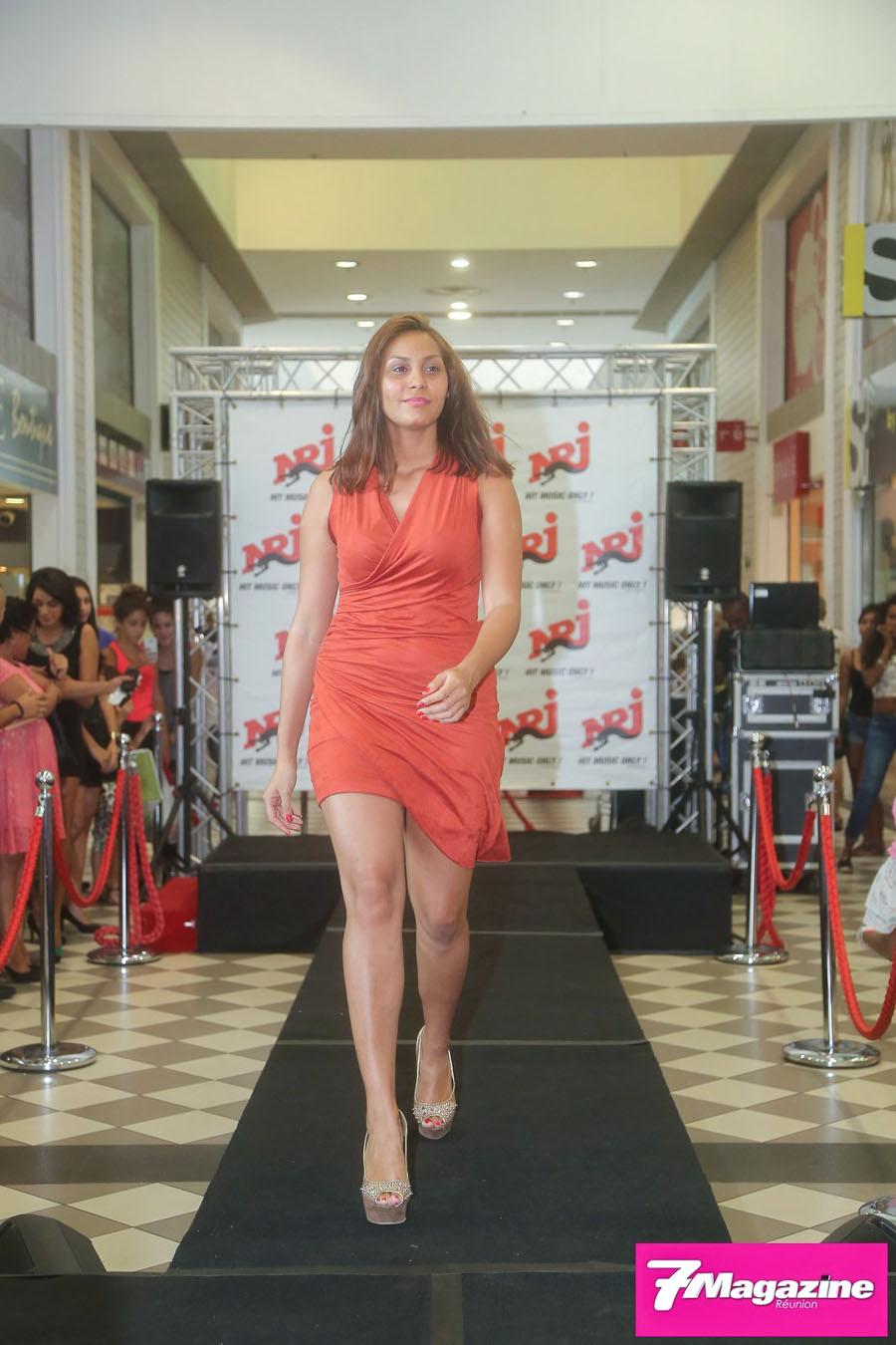 Miss Réunion Sud <br>Les candidates au casting