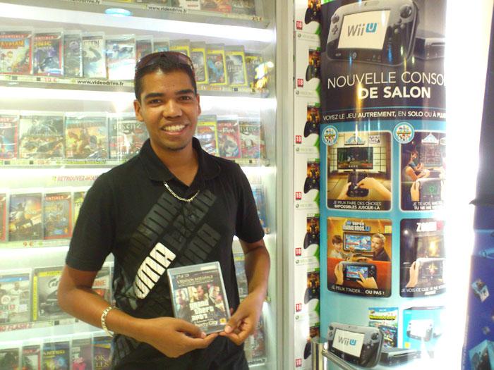 Samuel Minette a gagné GRAN THEFT AUTO IV: EDITION INTEGRALE sur Playstation 3