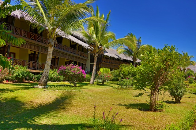 Zone Australe sur Antenne Réunion <br>Nosy Be: Développement hôtelier
