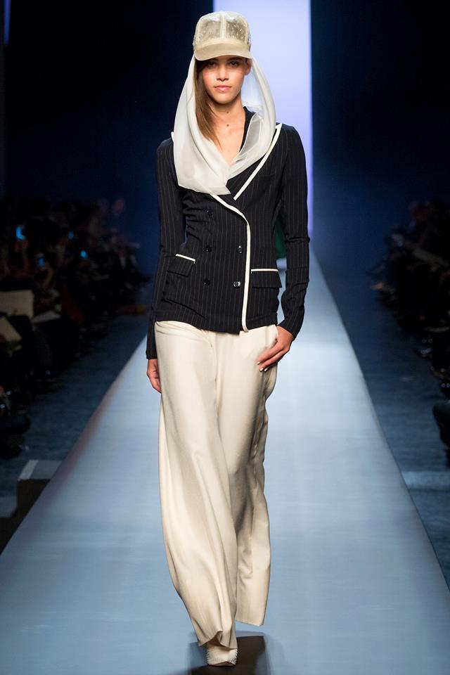 Jean-Paul Gaultier Haute Couture collection printemps été 2015