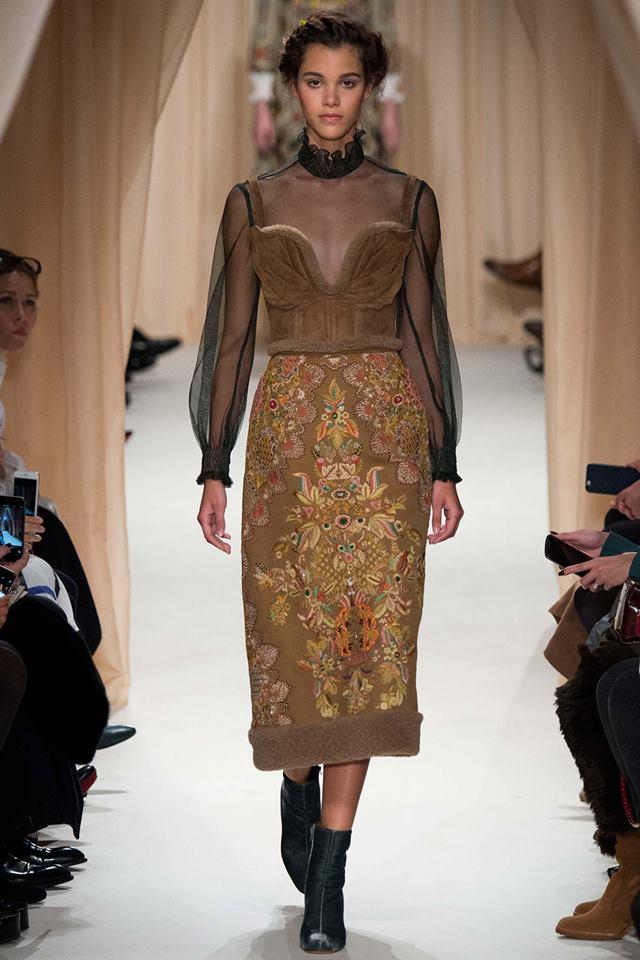 Valentino Haute Couture collection printemps été 2015