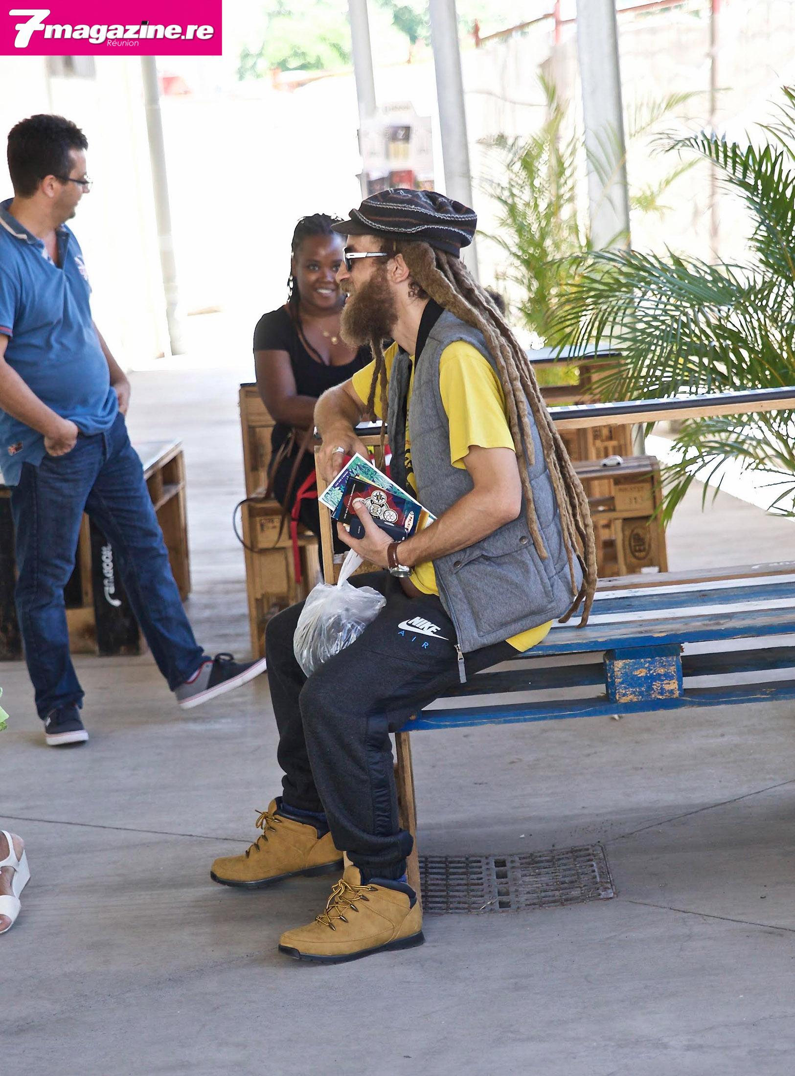 Reggae Metis</br> Au Palaxa ce week-end