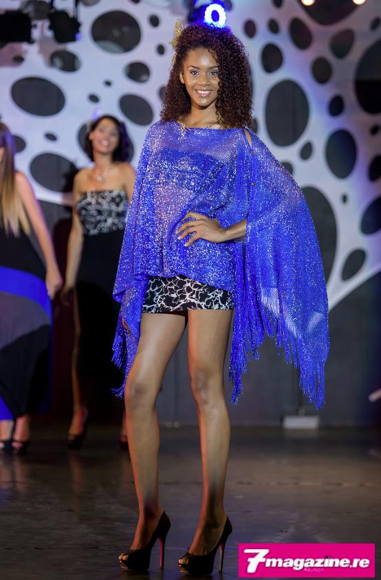 Steacy Sarpedon élue Miss Réunion Sud 2015 <Les premières photos>