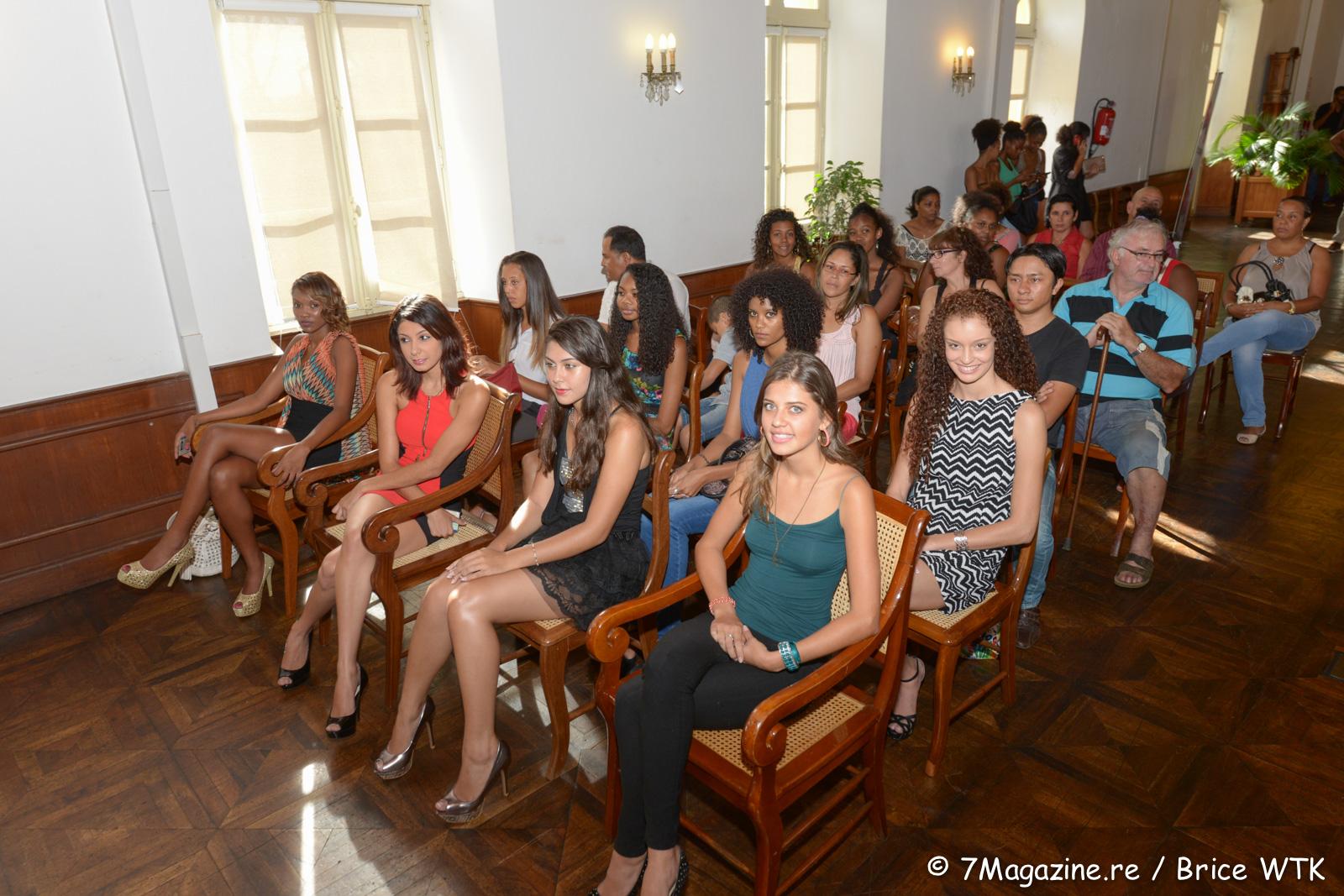 Casting Miss Réunion 2015 : Saint-Pierre