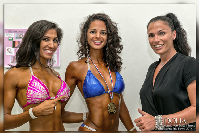 Caroline Deveaux, Julie Legros et Nathalie Mur