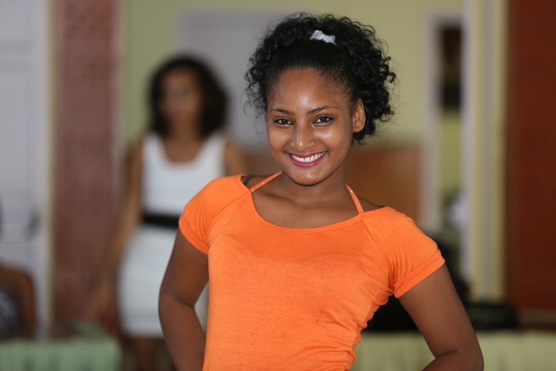 N°2: Christina Babas - 17 ans, 1,52m