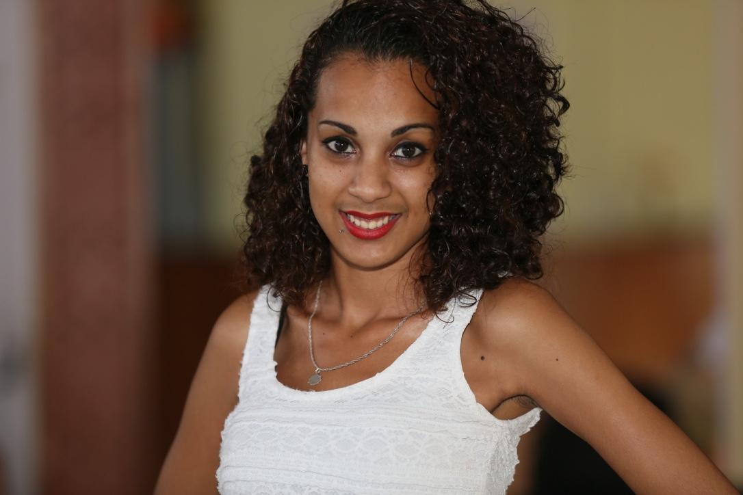N°5: Samantha Catiga - 19 ans, 1,59m