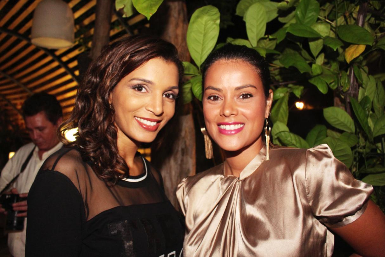 Stephanie Thazar et Katiana Castelnau