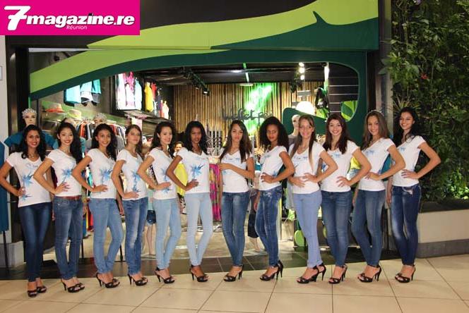 Miss Réunion 2015 : Visites chez les partenaires