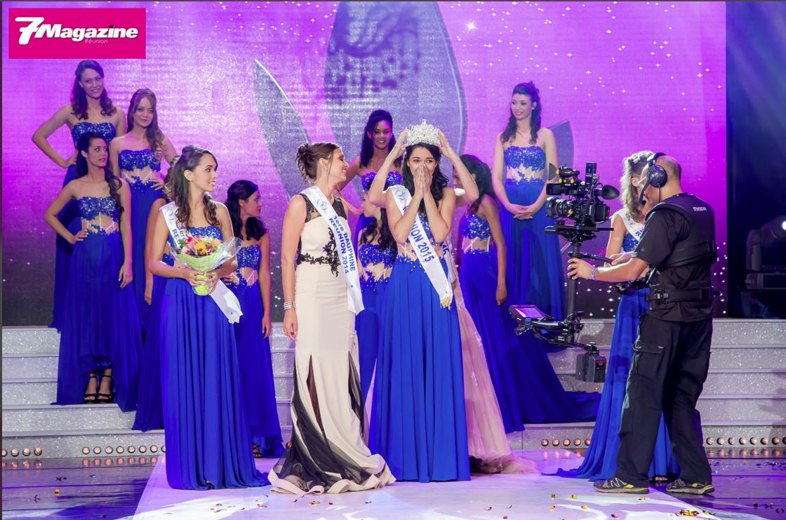 Miss Réunion 2015: Azuima Issa à l'unanimité!