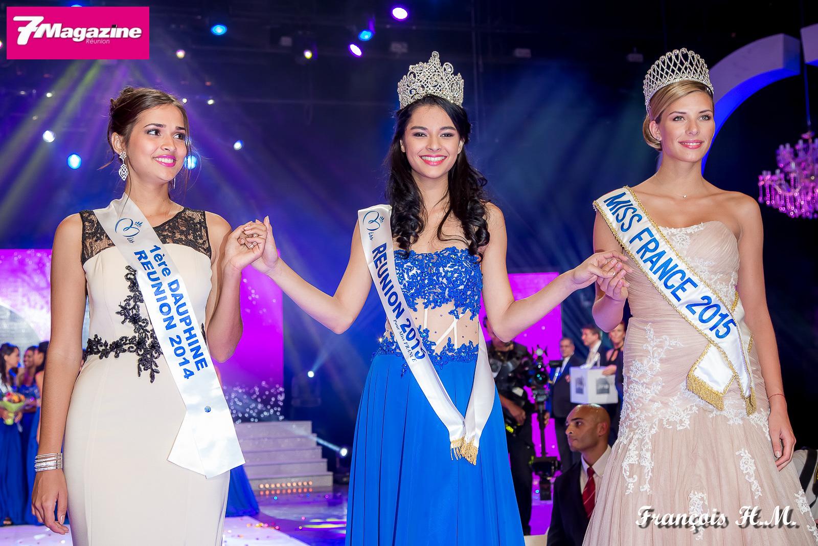Les larmes d'Azuima Issa, Miss Réunion 2015