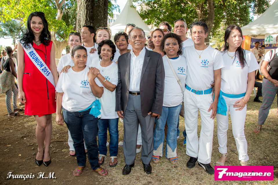 Fête de l'Eid<br>Miss Réunion invitée par Gilbert Annette
