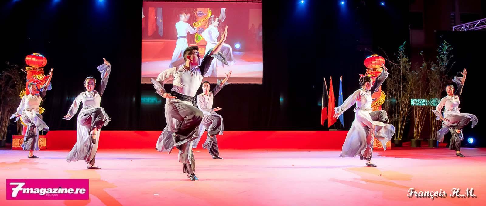 GuanDi<br>Spectacle de la troupe chinoise de Taïyuan