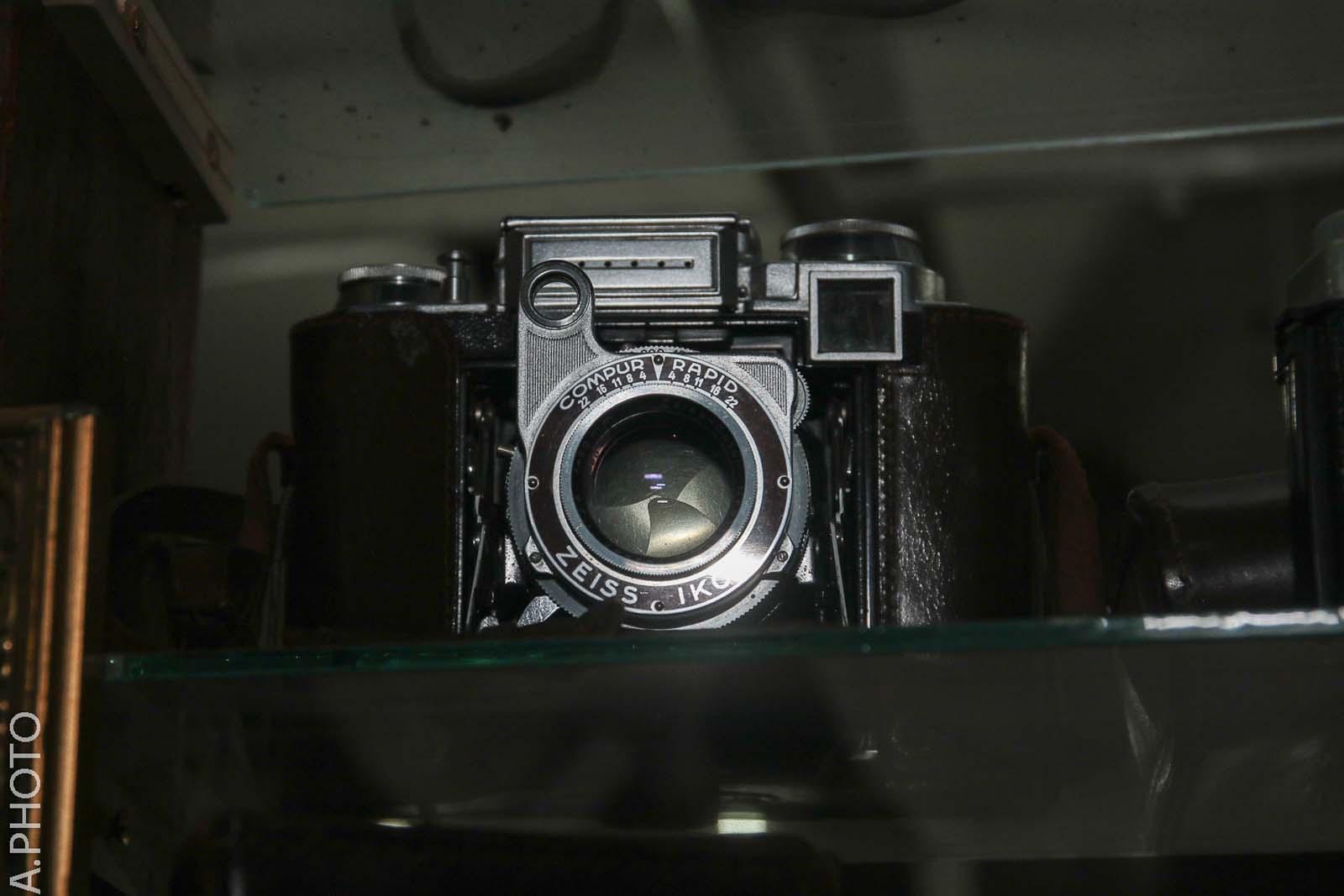 Le passionnant musée de la photographie de Maurice