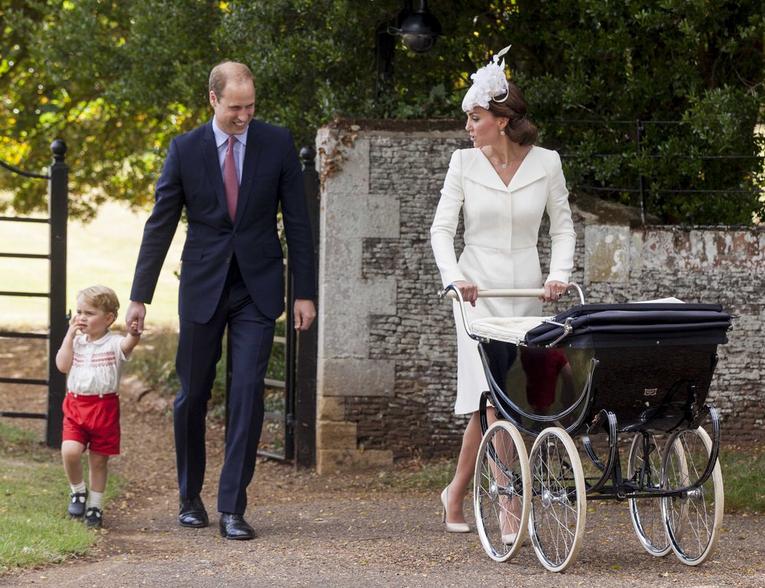 Kate Middleton: un troisième royal bébé?