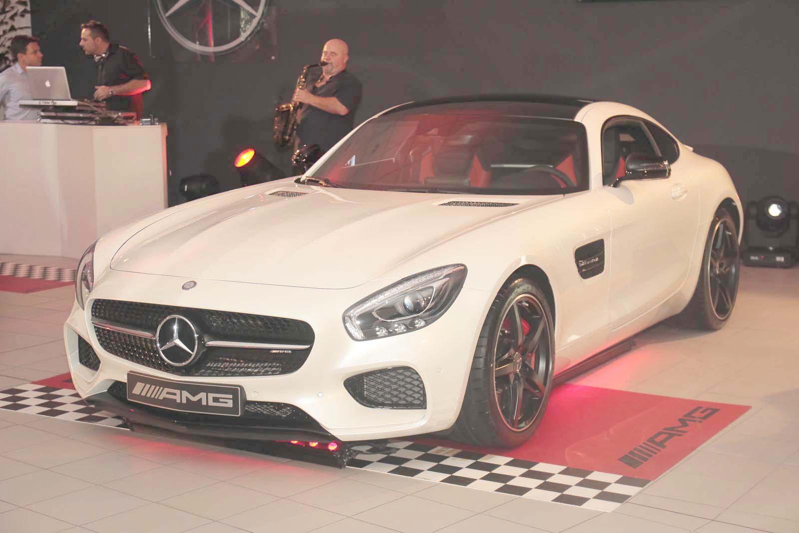 Mercedes dévoile son incroyable AMG... <Du rêve...>