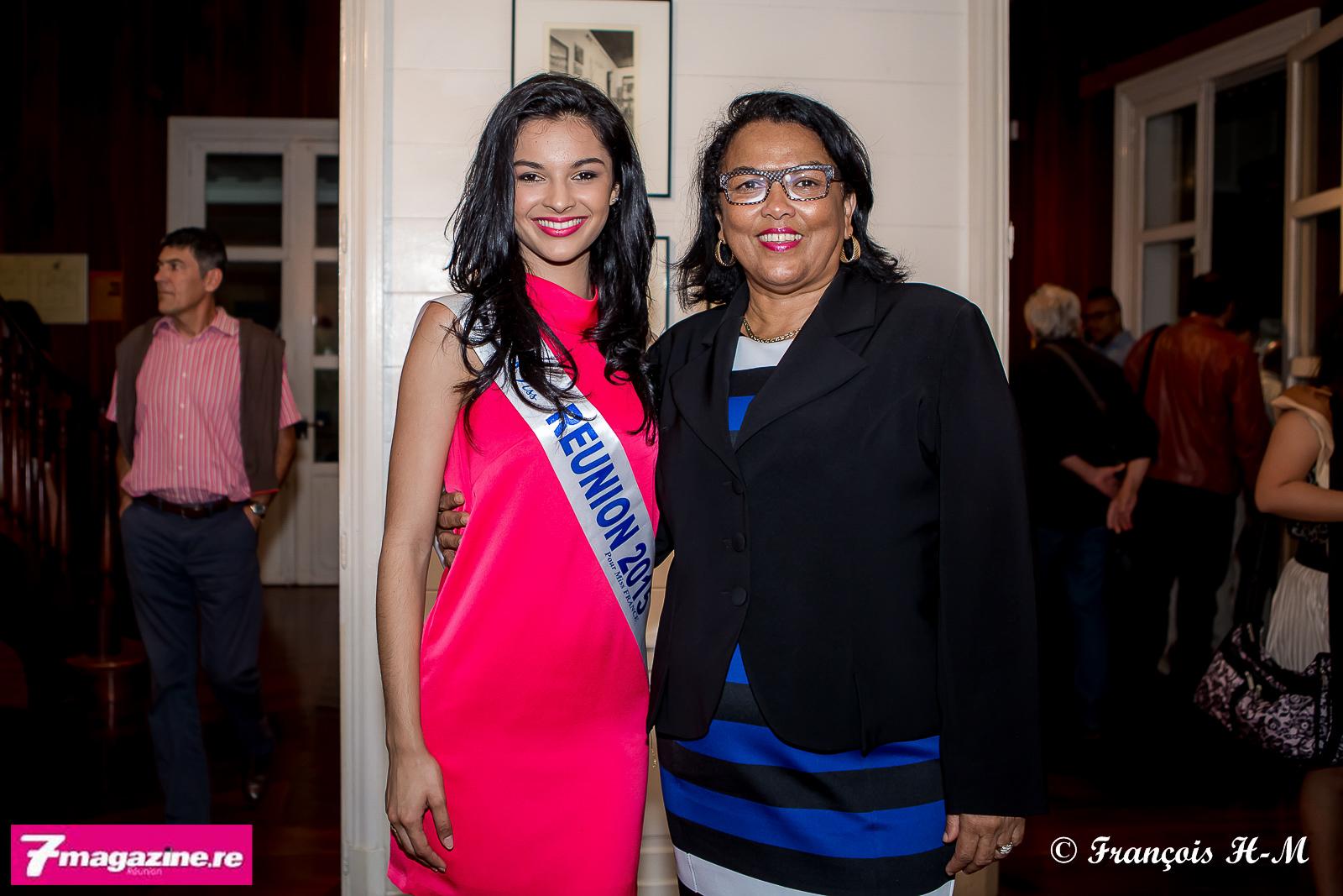 Avec Béatrice Sigismeau, conseillère départementale