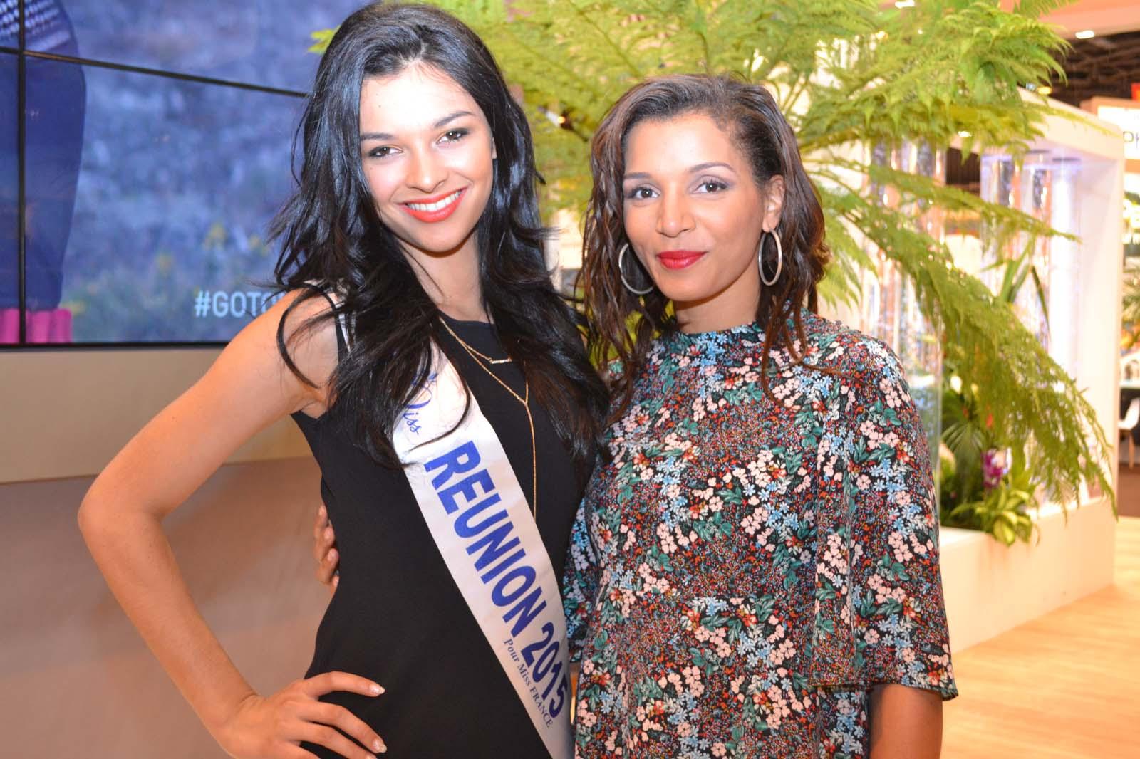 Azuima avec Stéphanie Thazar