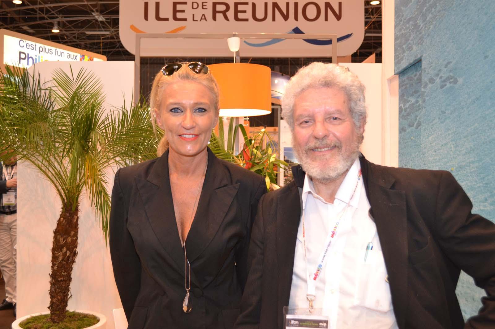 Catherine Ronin et Guy Pignolet