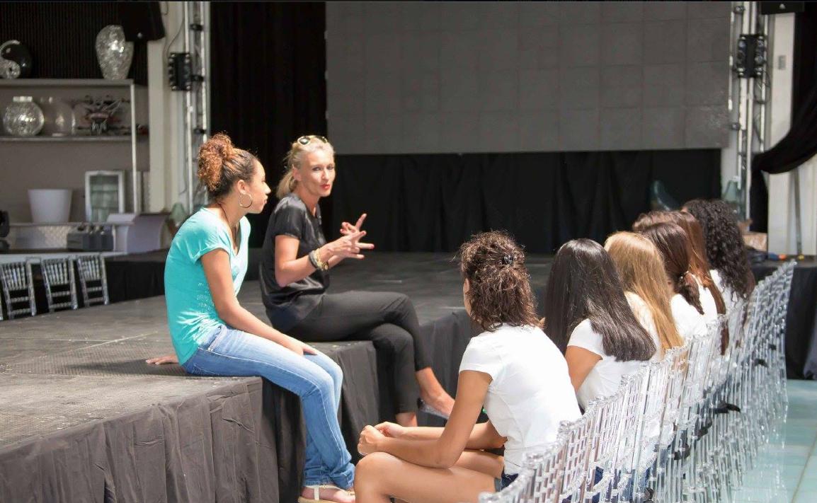 Elite Model Look Reunion Island 2015: ultimes répétitions