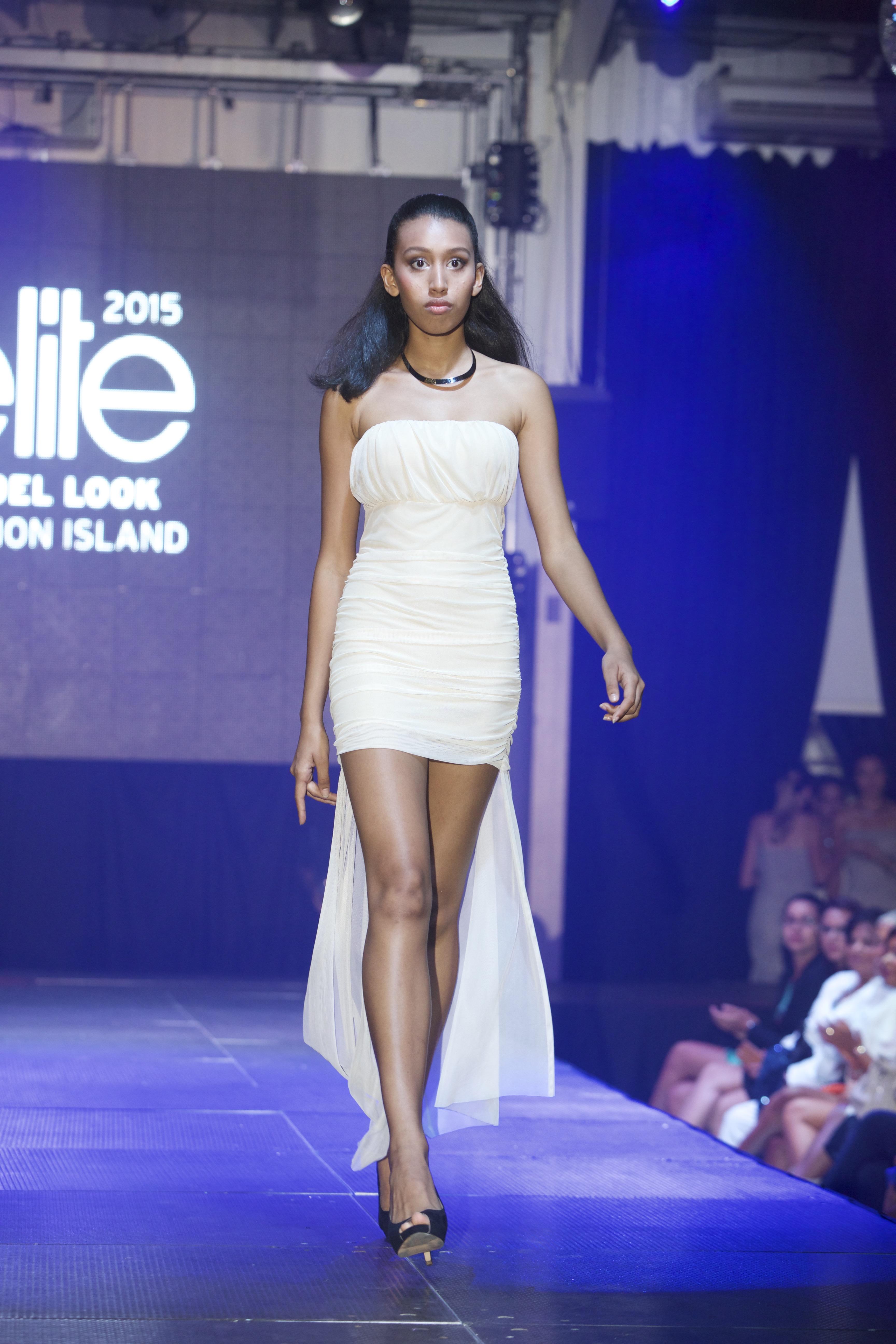 Elite Model Look Reunion Island 2015: un tableau d'ouverture tout en fluidité