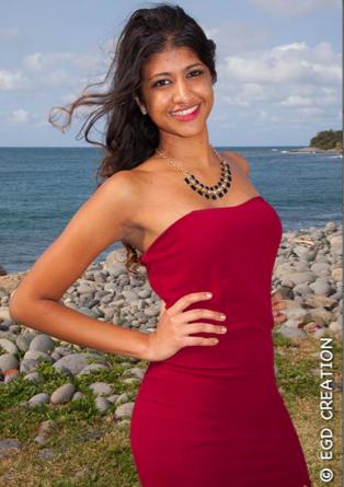 12. Mélanie INSULAIRE, 18 ans, Terrain Elisa